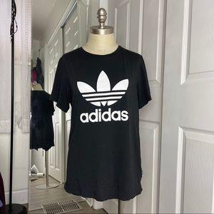 Adidas Black T-shirt Small